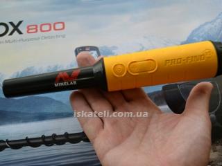 Minelab Pro-Find 35 украина