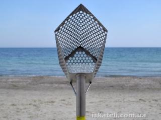Пятигранный совок для пляжа купить
