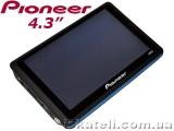 "GPS Pioneer 4.3"" со старыми картами"